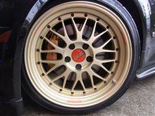 GTR用 BBS LM-F1 18インチ