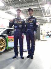 レーシングスーツ公開w