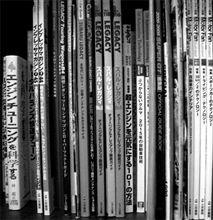 【書籍】書籍インデクス(やっと半分)
