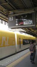 今日は電車で奈良へ