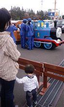 機関車トーマス待ち…カレスト座間