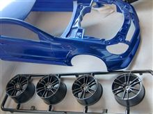 SL65 AMGのホイール