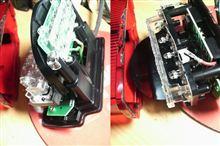純正LEDテールランプを分解してみた。