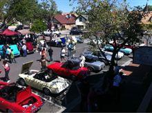 Datsun Roadsterカーショー