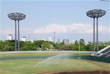 保土ヶ谷公園とよこはまばしと元町。