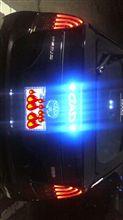 LEDイルミネーションプレート装着