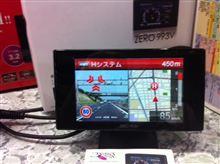 SA京都ワンダーシティー,SAナゴヤベイ ZERO 993V展示!!!