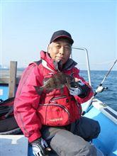 めばる釣りへ