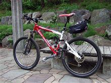 今日は自転車でポタ