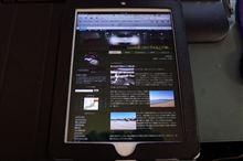 iPad2のブラウザー