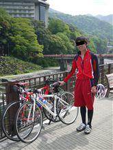 GWは箱根に行きました。