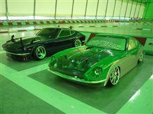 2台のラジドリZ