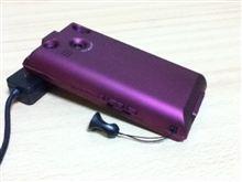 REGZA Phone用大容量バッテリー
