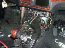 BMW E39ミッショントラブル