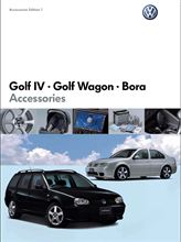 GolfⅣ ・ GolfWagon ・ Bora  Accessories
