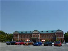 日本自動車博物館を見学しに石川県までツーリング
