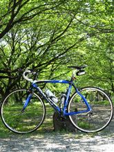午前のサイクリング
