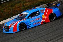 韓国で開催しているスーパーレース