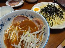 山岸一雄つけ麺専用シリーズ(濃厚魚介醤油味)(東洋水産)