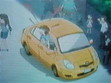 Aチャンネルの劇中車
