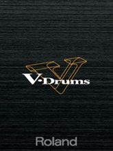 V-Drums リアルな電子シンバルに交換