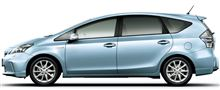 [ニューモデル]トヨタ・プリウスα ワゴンタイプの「プリウス」が発売。