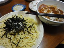 山岸一雄つけ麺専用シリーズ(直伝醤油味)・2(東洋水産)