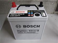 BOSCHの新型バッテリー・・・