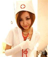 若い女医で、めちゃ緊張!