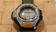 時計の電池を交換しました。