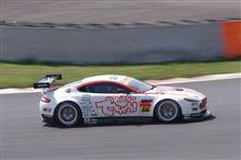 2011年スーパーGT第2戦富士 triple a Vantage GT2