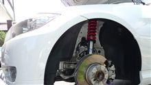 E91車高調