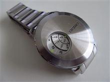 先日のブログで腕時計のハナシが出たので・・・。
