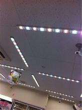 LEDの天井照明
