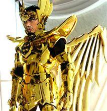 金色のポルシェ