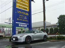 35GTRの車検は85万円!!