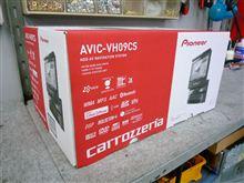 パイオニア カーナビAVIC-VH09CS取付