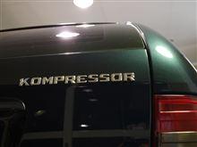 【ラディアス茨城】メルセデス・ベンツC200KOMPRESSORのガラスコーティング