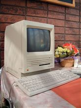 古い大好きなMac。
