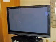 テレビ2台設置