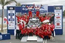 2011 WRC Argentina シトロエン プレスリリース