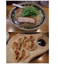 お昼は、元山亭