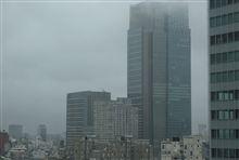 季節外れの台風接近 梅雨の東京 #2 雨にそぶる六本木・・・