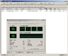 A's Video Converter でのエンコード速度