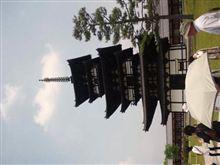 昨日は薬師寺に行って着ました薬師寺