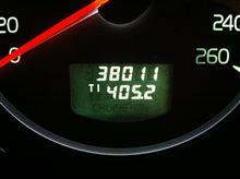 38,011km到達