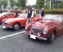 ジャパンクラシックカーツアー2011