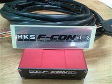 ハイエース用HKS Fcon iD新発売。