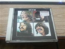ビートルズ「LET IT BE」を購入。やっぱオリジナルか。