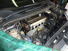【307SW】EW10 D型エンジンとANTIPOLLUTION FAULT